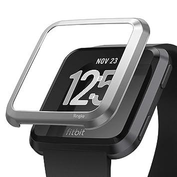 Ringke Bezel Styling Diseñado para Funda Fitbit Versa (por Fitbit Versa Smartwatch) - FW-V-09