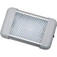 "Raycharm 6.3"" 6000K Natural Bright White Large Spaces Illuminating High-Output Low Ampere, 12V/24V DC 4.2W 480 Lumen…"