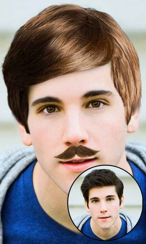 Amazon Man Hair Mustache Style Appstore For Android