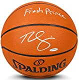 BEN SIMMONS Autographed Inscribed 'Fresh Prince' Authentic Basketball UDA