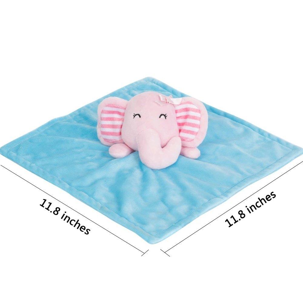 Amazon.com: All-in-1 wingkids Baby manta de seguridad Soft ...