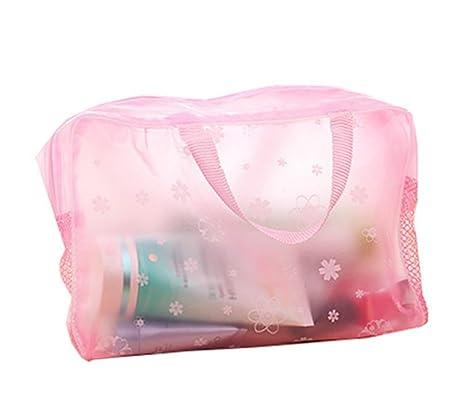 weimay impermeable PVC transparente bolsa de almacenamiento ...