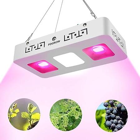 New COB LED Grow Lights Full Spectrum Grow Light Kit For Hydro Medical Plants