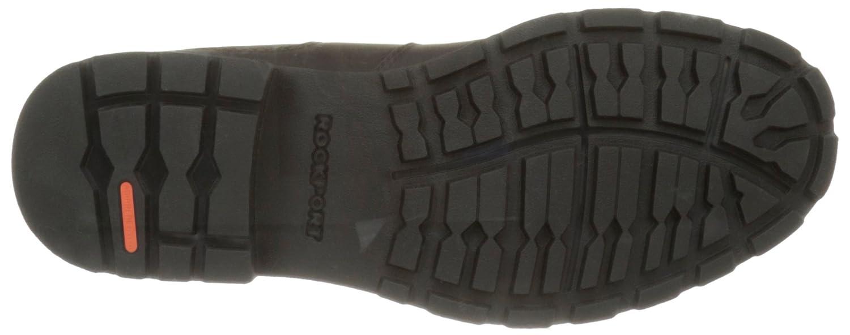 Rockport Rockport - Botas, Hombre, Negro (Tenor Brown), 44.5: Rockport: Amazon.es: Zapatos y complementos