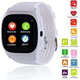 Amazon.com: BERNY Hybrid Smart Watch Series - Smartwatch ...