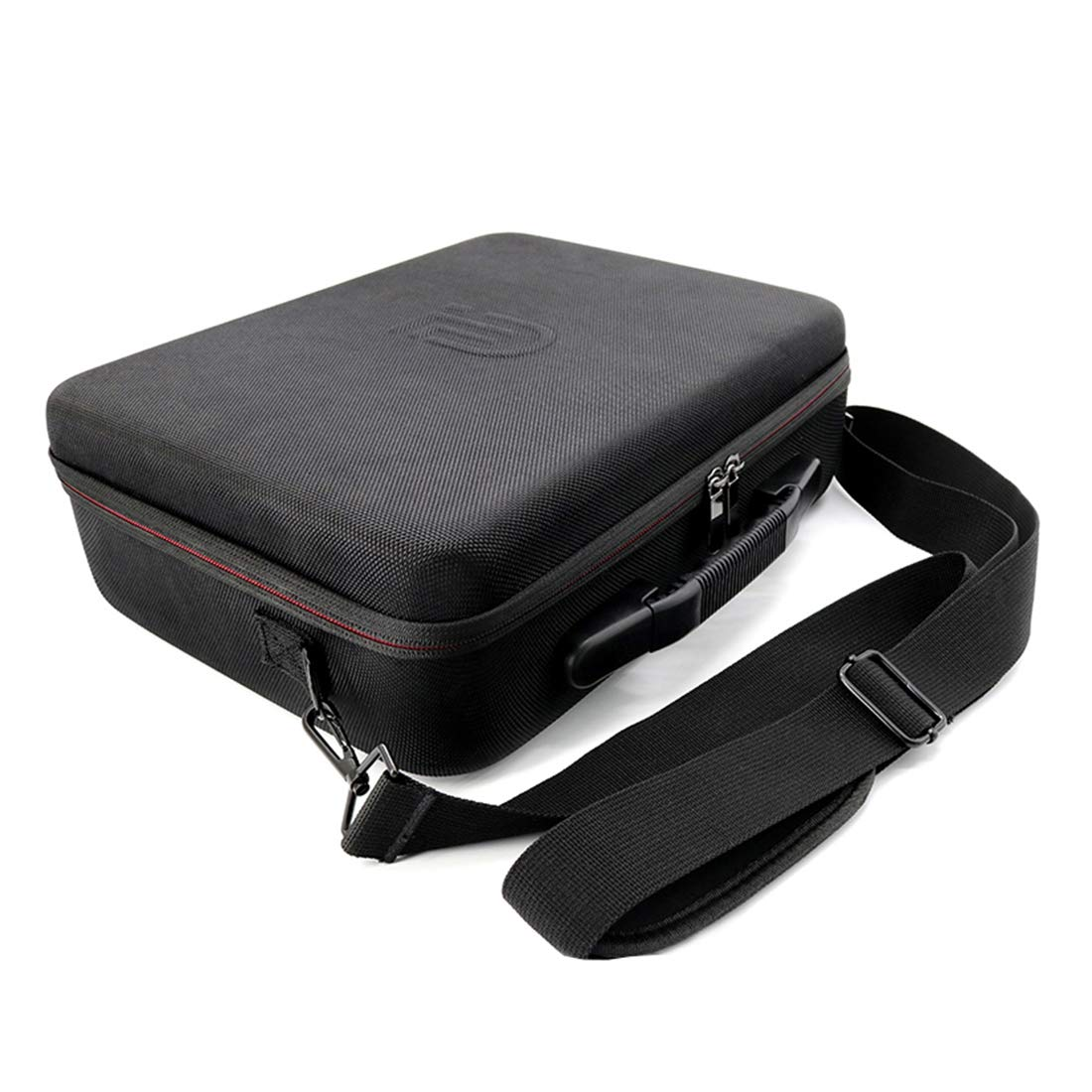 Yamix Shoulder Bag Travel Bag Carrying Case Carrying Bag with 4 Batteries Storage Case for DJI Mavic 2 PRO/ Mavic 2 Zoom - 1680D by Yamix (Image #7)