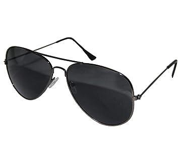 Foxxeo Gafas de Aviador de Espejo para Gafas de Fiesta de ...