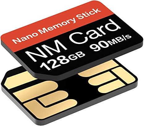 Amazon.com: NM Card 64G 128G 256G 90MB/S Tarjeta de memoria ...