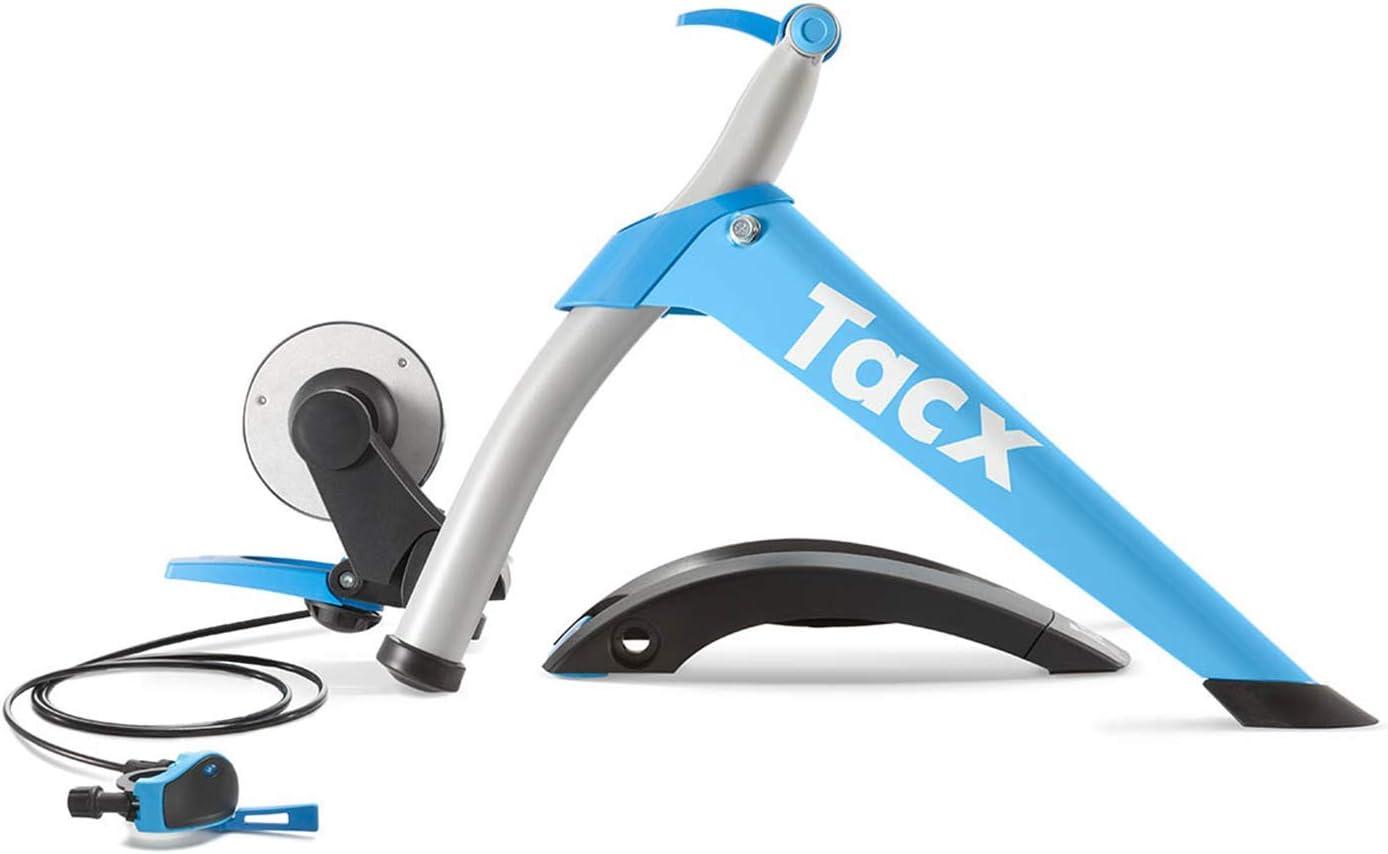 Tacx Satori - Rodillo de ciclismo, Unisex-Adult, Gris, Talla única ...