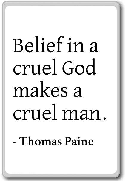 thomas paine beliefs