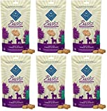 (6 Pack) Blue Buffalo Basics Turkey and Potato Limited Ingredients Dog Biscuits