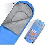 Amazon Price History for:JBM Sleeping Bag 4 Season Single 30F Lightweight Portable Semi Rectangular Sleep Bag Multicolor Blue Green with Compression Sacks, Water Resistant for Camping Hiking Traveling Backpacking, Outdoor Act