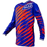 Troy Lee Designs 2016 Youth GP Vert Jersey-Purple-YXL