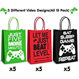 Video Game Party Supplies Favors,Gaming Party Bags