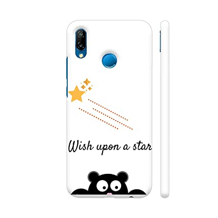 size 40 31e94 d3bae Colorpur Wish Upon A Star Printed Back Case Cover for: Amazon.in ...