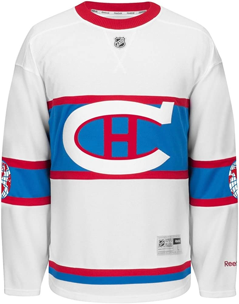 nhl canadiens jersey