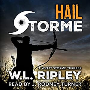 Hail Storme Audiobook