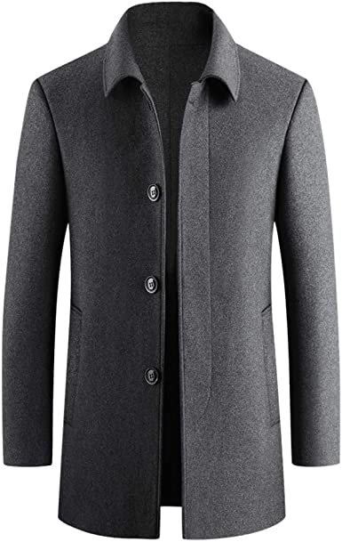 manteau homme decontracté