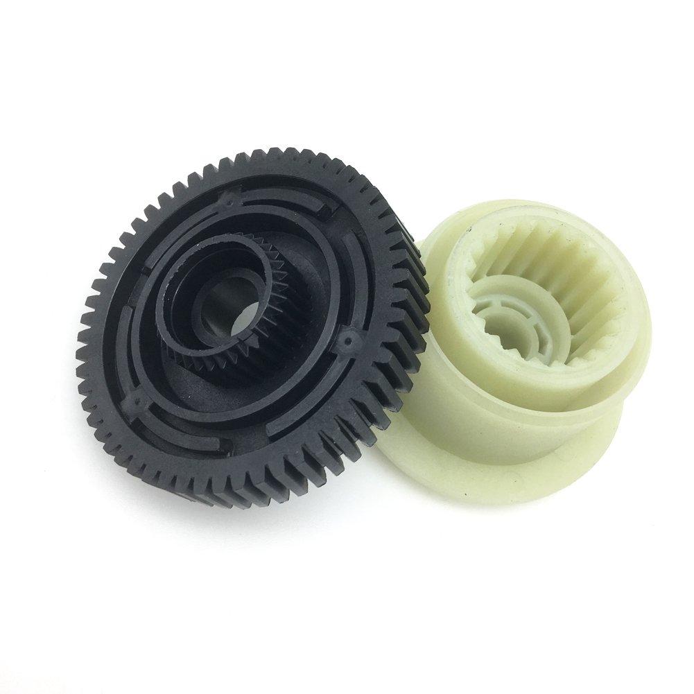 Ensun 27107566296 Transfer Case Actuator Motor Reinforced Carbon Fiber Gear for Mercedes BMW Land Rover