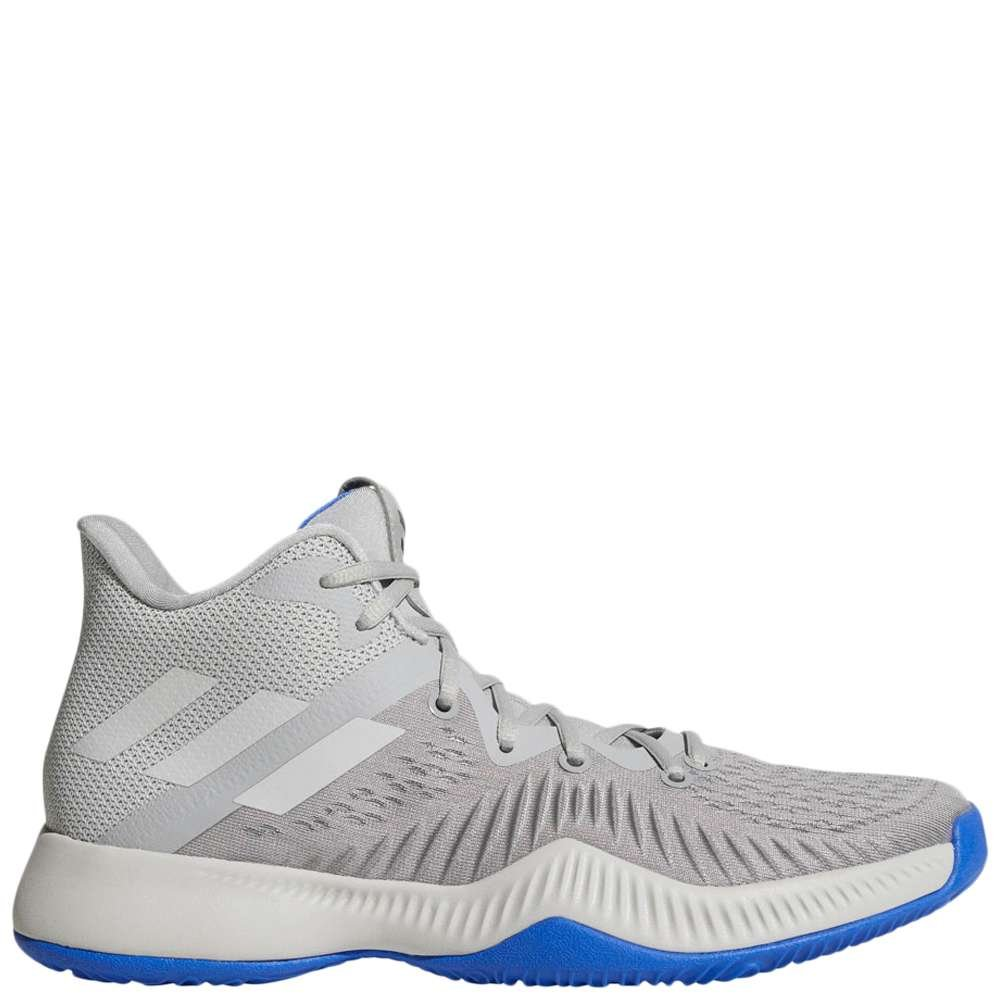 adidas Men's Mad Bounce Basketball Shoe, Grey Two/Grey One/Grey Three, 9.5 M US