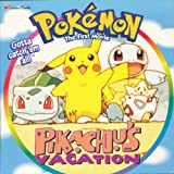 Pikachu's Vacation, Tracey West and Golden Books Staff, 0307132714