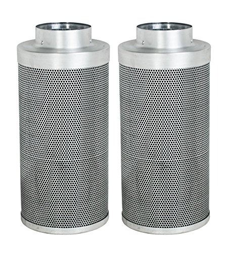 (2) Phat Filter 450 CFM Greenhouse Pro Grade Air Purification Filters | IGSPF206