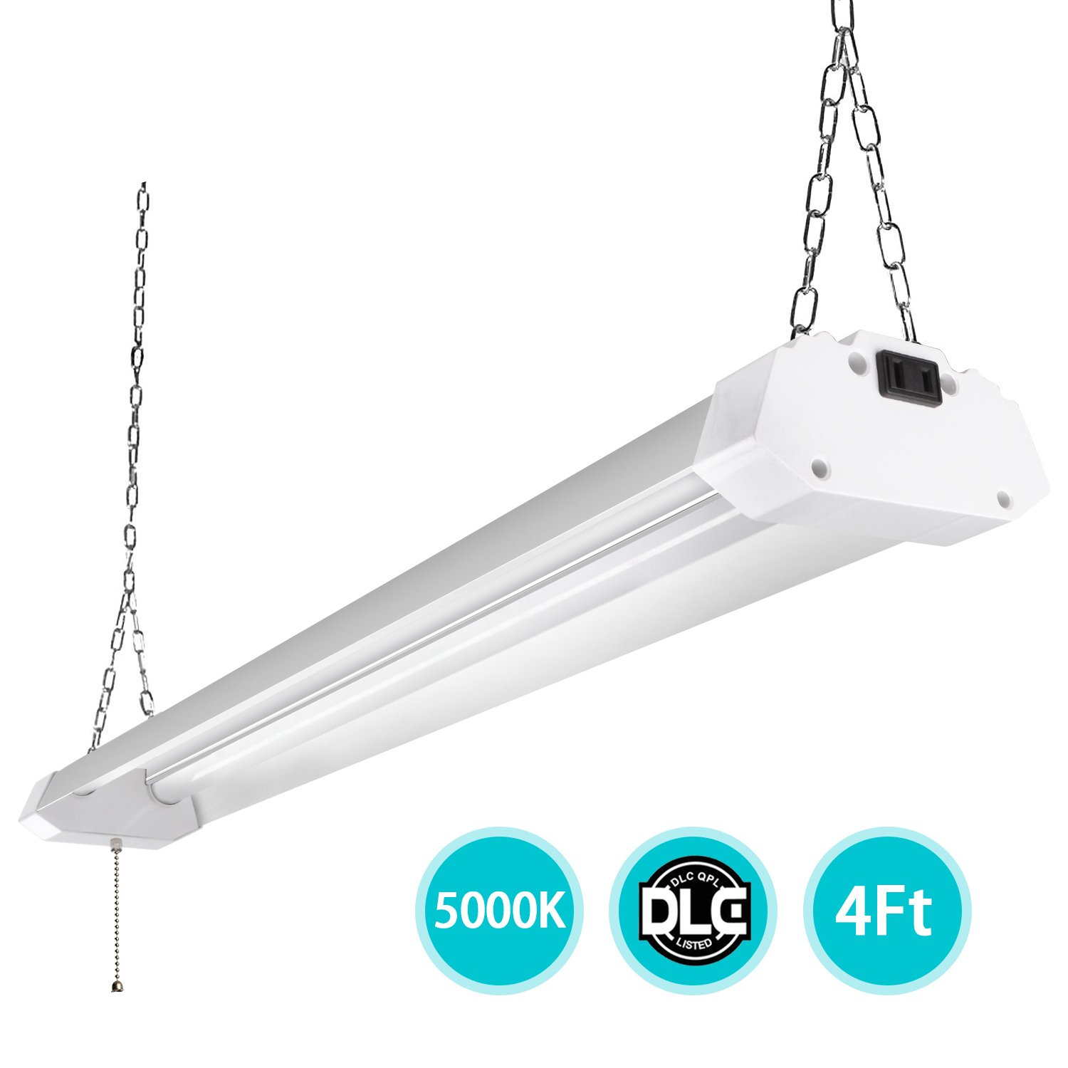 Noma Led Shop Light Review: Best Rated In Commercial Bay Lighting & Helpful Customer