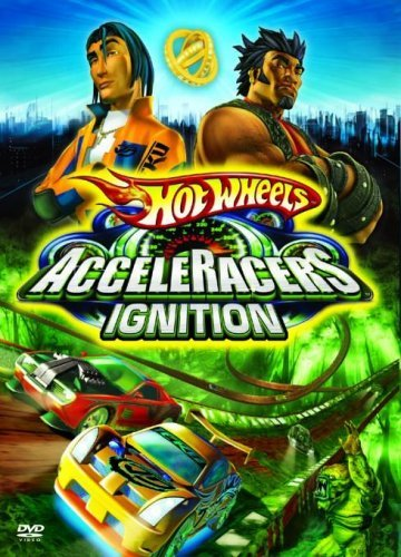 Price comparison product image Hot Wheels - Acceleracers: Ignition [DVD] [2005]