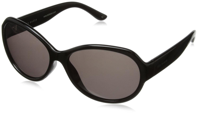 Ted Baker - Gafas de sol Oversized Agnes para mujer, Black ...