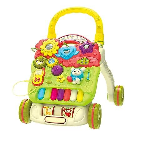 Andador de bebe Baby Walker Trolley para niños Juguetes para ...