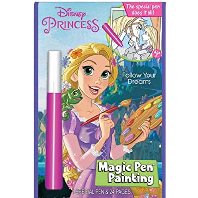 INVISIBLE INK DISNEY TANGLED PICTURE BOOK 1: Toys & Games