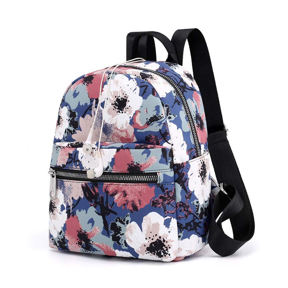 cute mini flower music pack bag for girls women Backpack by YiXiamo