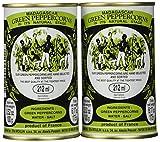 Madagascar Green Peppercorns in Brine - Pack 2