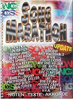 Song Marathon update Spiralbindung Dietrich Kessler