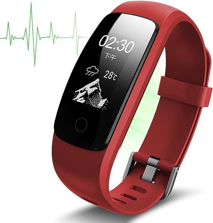 Reloj Podómetros Gps Tracker,Pulsera Fitness Tracker Ip67 ...