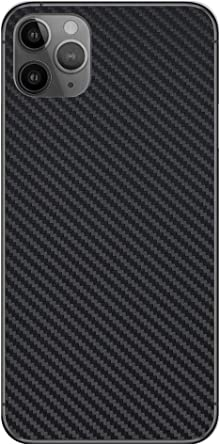 Amazon Com Decalrus Protective Decal For Apple Iphone 11 Pro Max Cellphone Black Carbon Fiber Skin Skins Decal For Case Cover Wrap Cfapiphone 11promaxblack