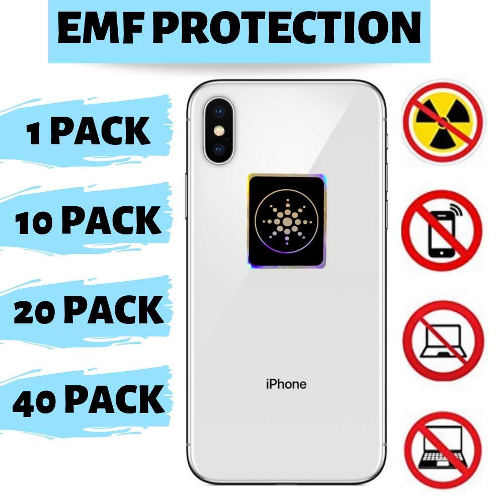 Amazon.com: EMF - Colgante de protección contra radiación ...