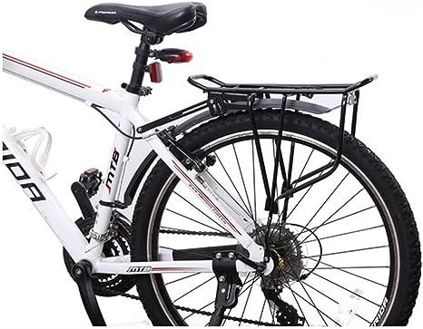 West ciclismo bicicleta portaequipajes montado en marco MTB ...