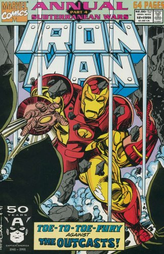 Iron Man Comic Books Pdf