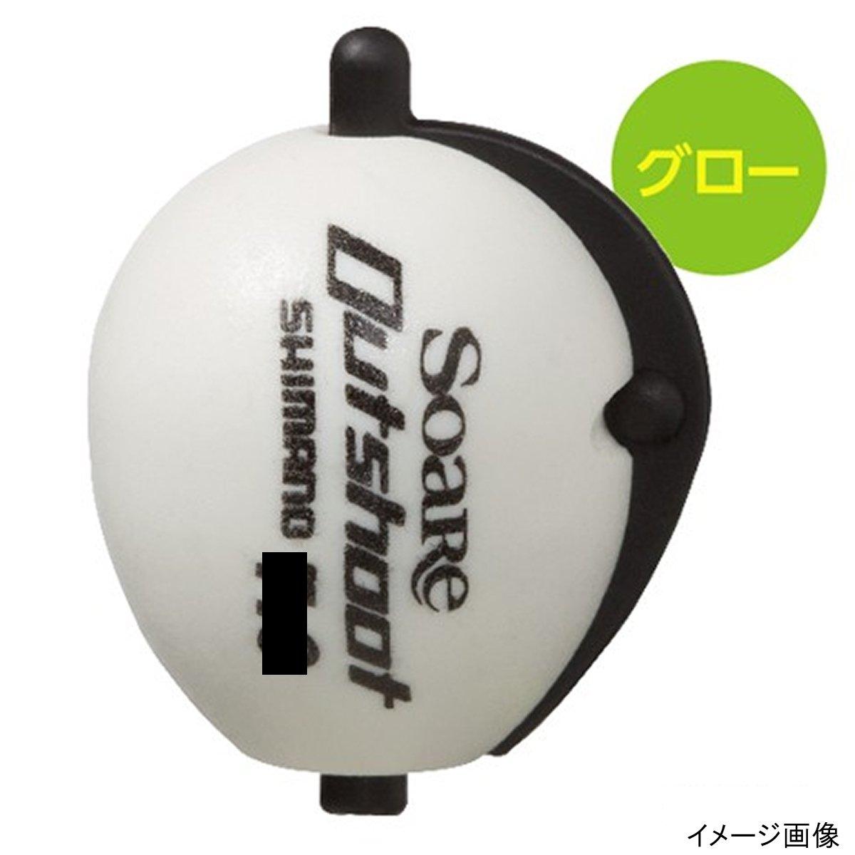 SHIMANO(シマノ) ウキ ソアレ アウトシュート 01T グロー 6.0 SF-A21Q - -の商品画像
