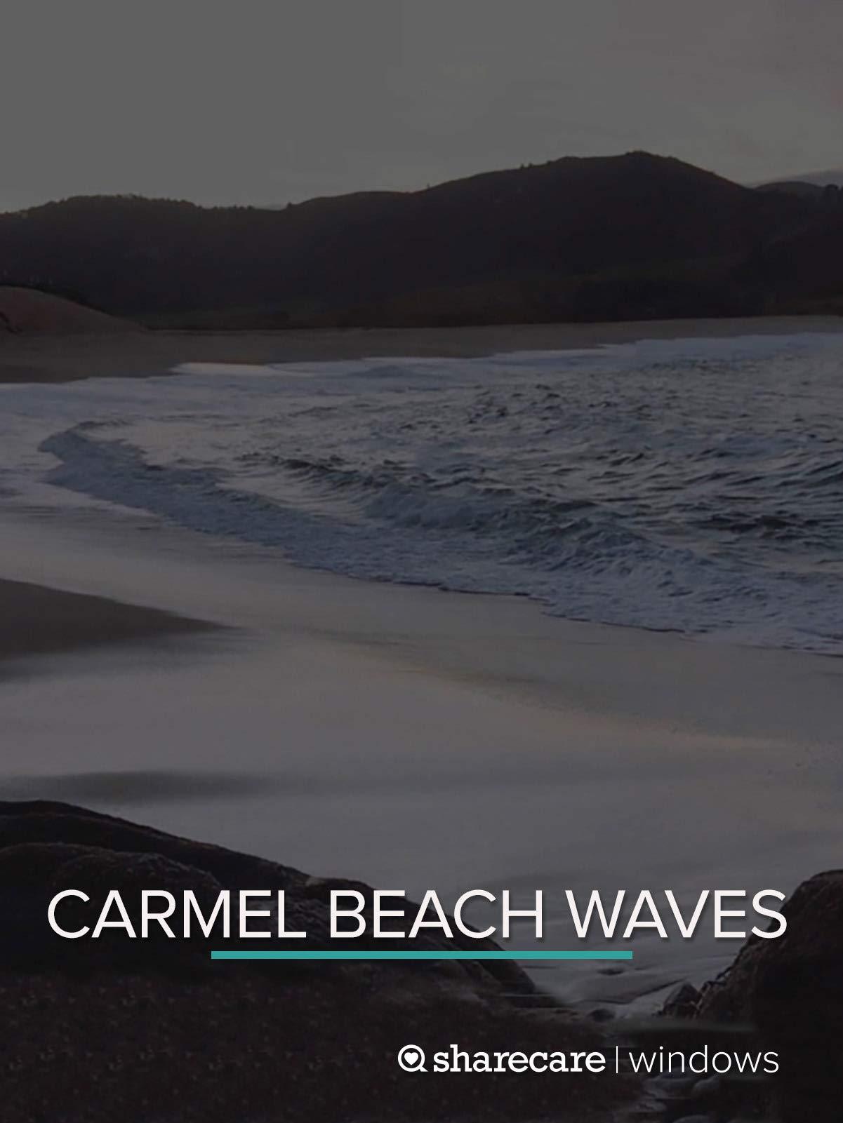 Carmel Beach Waves for sleep