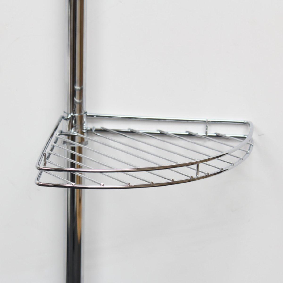 shelf com bathroom tier bronze floor ip ornate chapter walmart metal