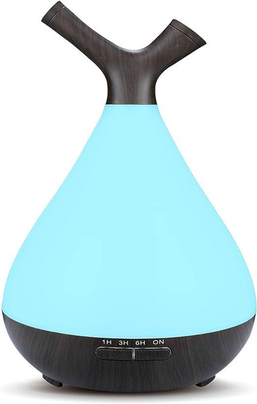 Happy Event Aroma Ultrasónico Humidificador Difusor Purificador de Aire pulverizador para bebés Yoga Dormitorio Oficina Oficina etc: Amazon.es: Jardín