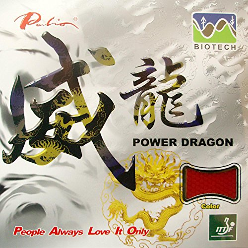 palio-power-dragon-biotech-loop-attack-short-pips-out-table-tennis-ping-pong-rubber-with-sponge-red-