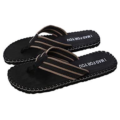 dd25493ec0b52d Hot Sale!Todaies,Men Summer Round Toe Shoes Rome Style Sandals Male Slipper  Indoor