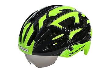 Casco para bicicleta y mountainbike de Rockbros, en talla L (57 - 62 cm