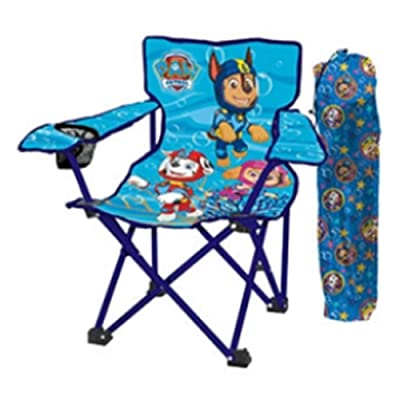 Danawares Paw Patrol Camp Chair Age/Grade 3-8: Toys & Games