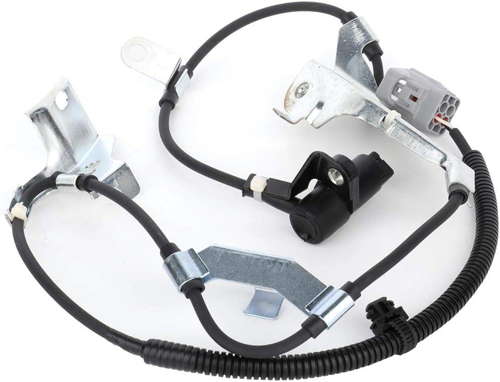 ECCPP Left Front ABS Wheel Speed Sensor ABS Sensor fit for 1998-2007 Lexus LX470 1998-2007 Toyota Land Cruiser Set of 1