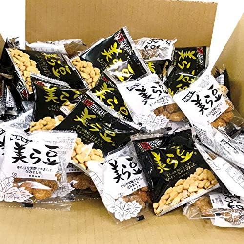 美ら豆 2種ミックス 100個入 (黒糖味10gx50個+島胡椒味10gx50個)