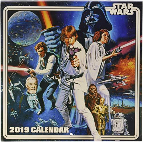 Grupo Erik editores cp19034–Calendar 2019Star Wars Stormtrooper, 30x 30cm
